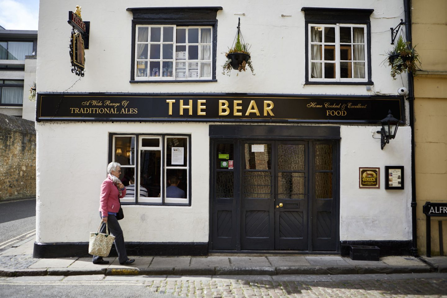 Best pubs in Oxford