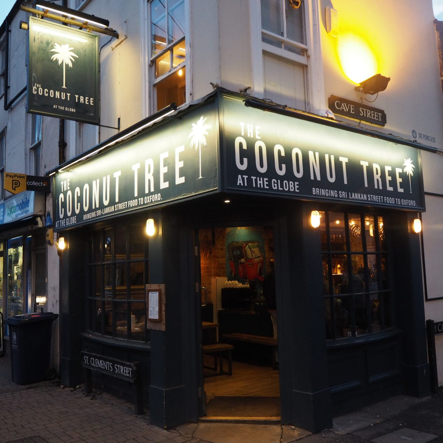 The Coconut Tree Oxford